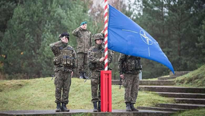 """एस्टोनियाई विशेषज्ञ: """"नाटो सक्रिय रक्षा"""" प्रभावी होना चाहिए"""