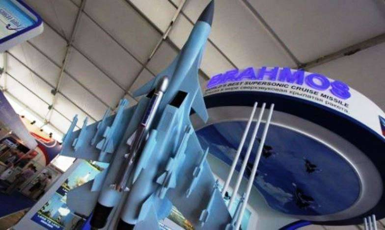 """Tests """"BrahMos"""" on the Su-30 aircraft will begin in the coming months"""