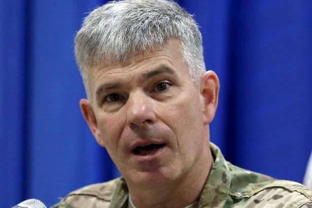 米国大佐は米国がシリアで空軍のストライキをフォローすることを発表