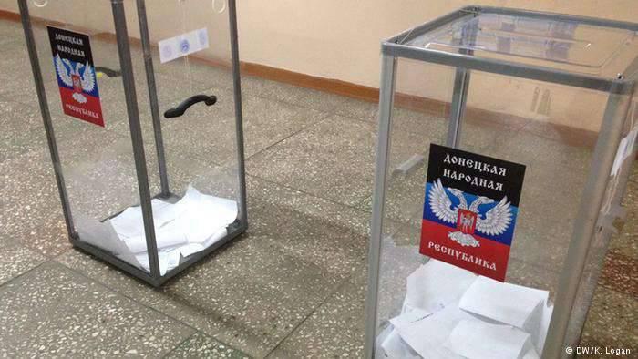 """Kiev dit qu'elle ne financera pas les élections locales dans """"des zones distinctes des régions de Donetsk et de Lougansk"""""""