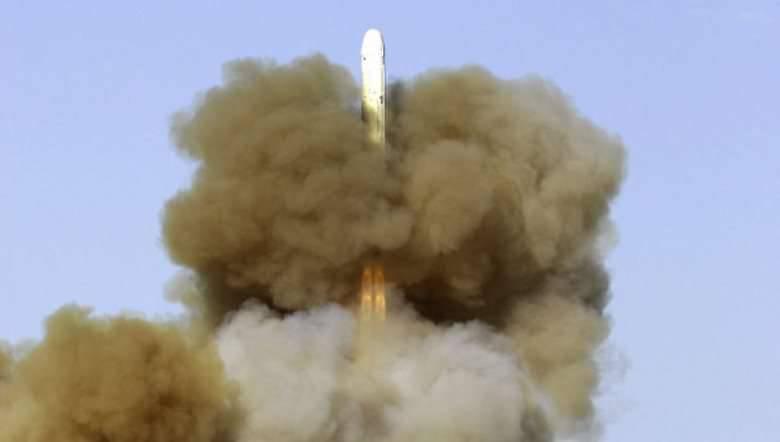 미디어 : 러시아에서 극 초음속 탄두를 장착 한 로켓 PC-18 테스트