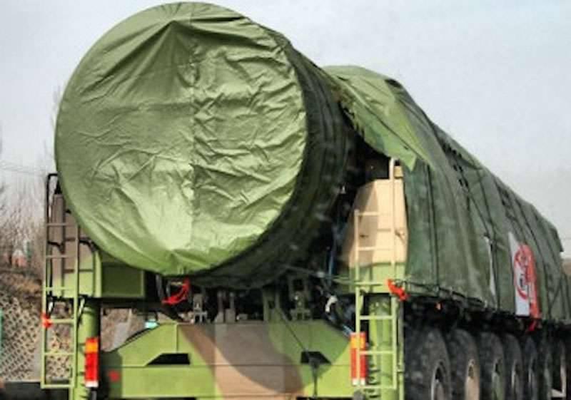 The Washington Free Beacon: China conducted flight tests of the new rocket