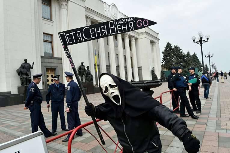Die ukrainische Revolution verfault am Rebstock? (Dagbladet, Norwegen)