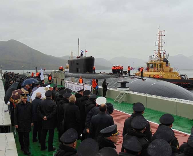 """2, Vilyuchinsk'te bir sonraki yüzen iskeleyi """"Boreev"""" için sipariş etti"""