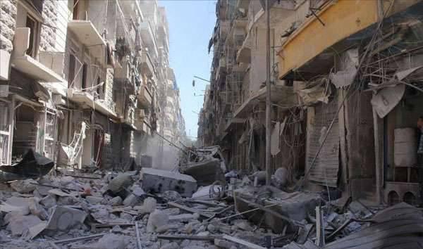 Nella provincia metropolitana della Siria è caduto l'aereo SAR Air Force