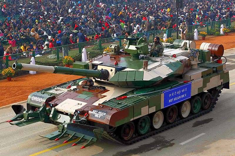 Asian armored fighting vehicles