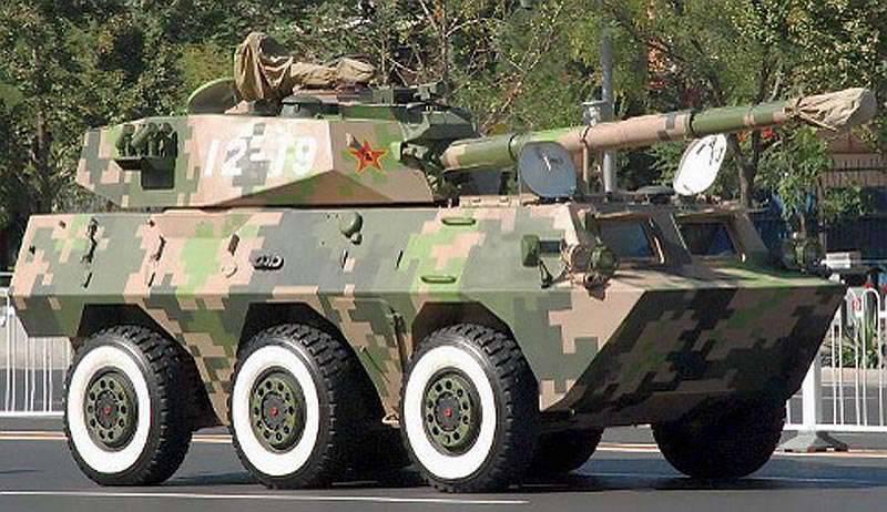 対戦車用インスタレーションWMA301 Assaulter中国の会社NORINCO