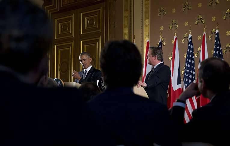 EU加盟に関するオバマ氏の忠告は英国の憤慨と一致している