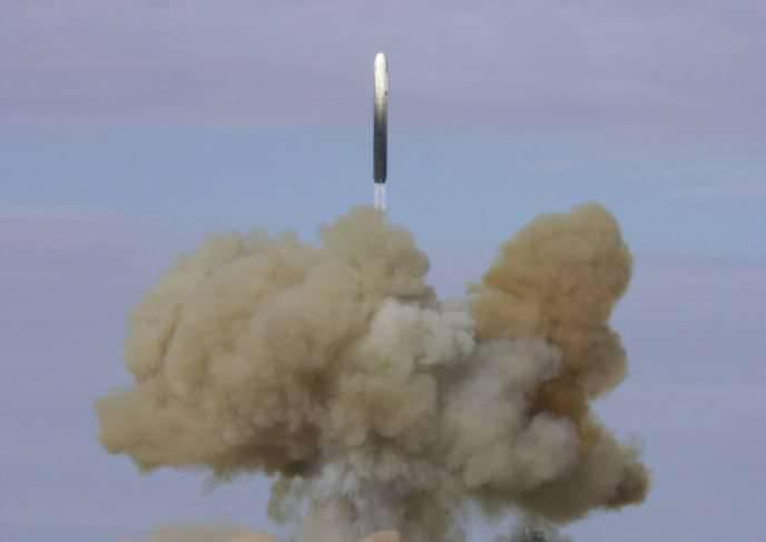 メディア:極超音速兵器のロシア連邦におけるテストレポートはアメリカの専門家を心配させます