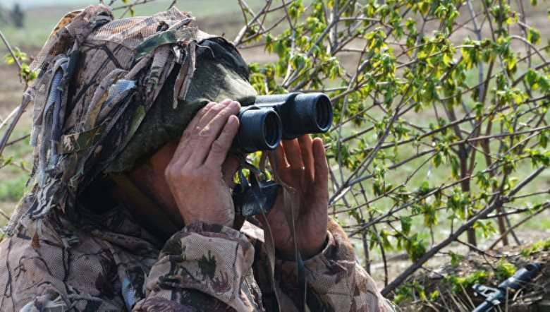 Intelligence LC spotted the location of the Turkish mercenaries