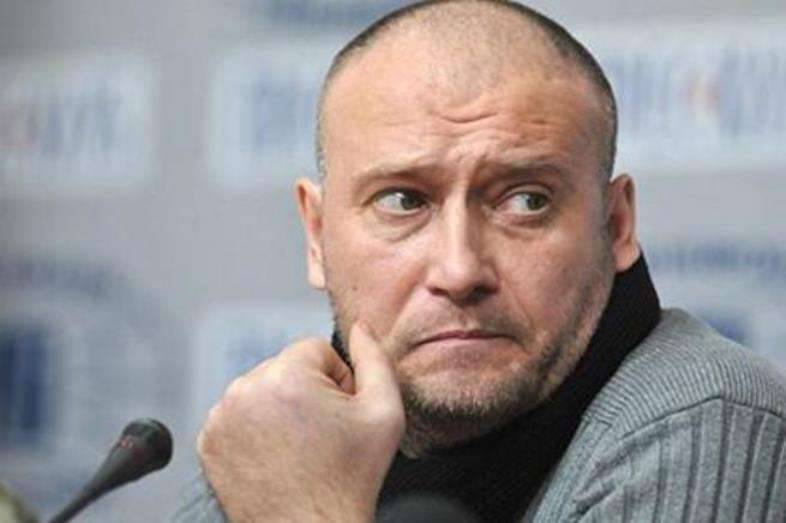 Yarosh acknowledged the attack of the group he headed on the checkpoint near Slavyansk in 2014 g