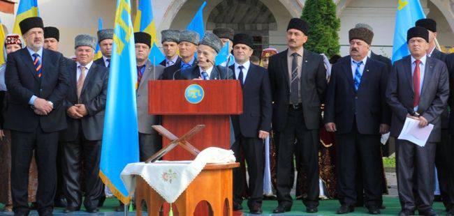 """Washington leidet unter der Suspendierung der Tätigkeit der """"Majlis der Krimtataren"""" in Russland"""