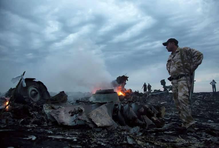 英国媒体:MH17可能被乌克兰战斗机击落