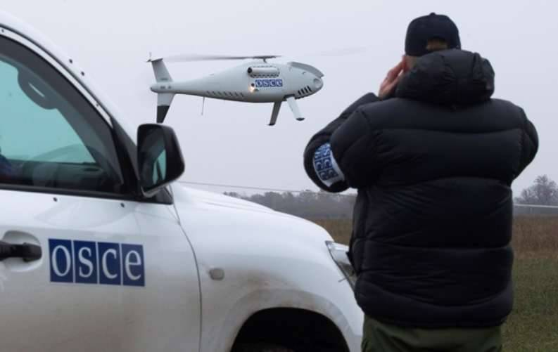 The DNR called on the OSCE monitors for objectivity
