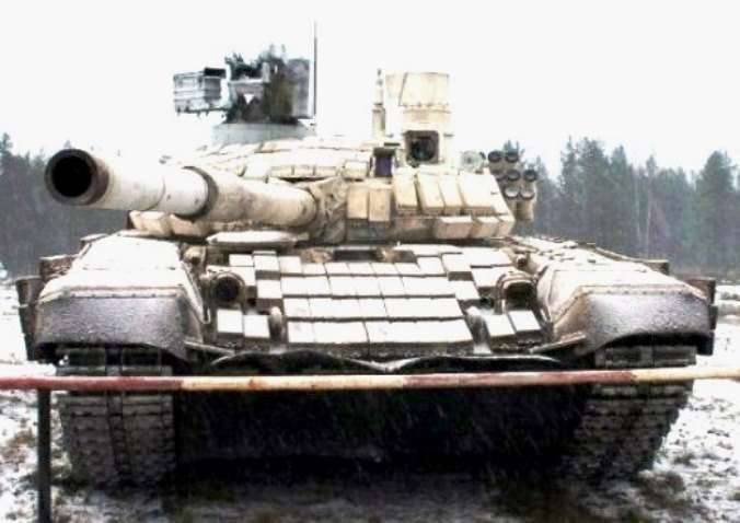Nicaragua will receive the Russian T-72B1