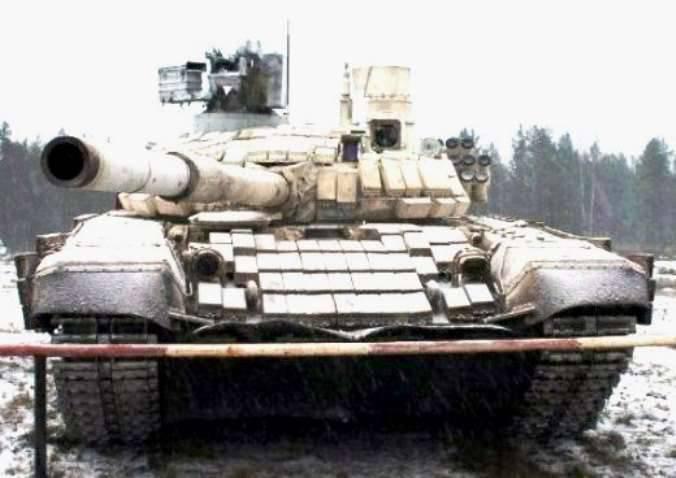 Nicaragua erhält den russischen T-72B1