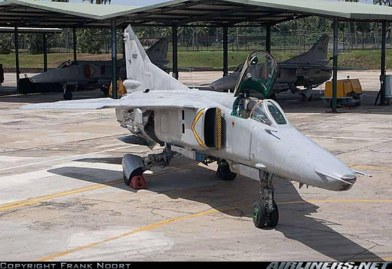 Le Sri Lanka peut acheter le russe MiG-29 dans la limite des stocks disponibles