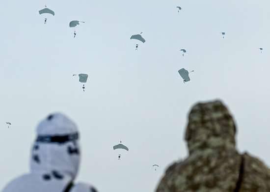 Kampagneneinheiten der Arktis der Luftstreitkräfte der Russischen Föderation abgeschlossen
