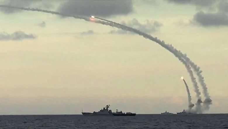 O lançamento de foguetes deve ser conduzido no Mar Cáspio no âmbito do exercício