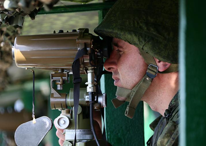 Güney Askeri Bölgesinde komuta ve personel eğitimi başladı