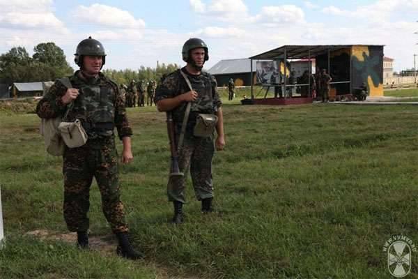 April 27 - Tag der Spezialeinheiten des russischen Innenministeriums