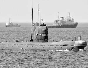 Die Ukraine gab eine Niederlage an der Unterwasserfront zu