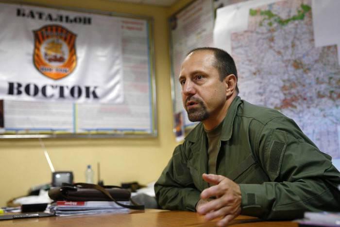 Optimisme et nouvelles à Donetsk