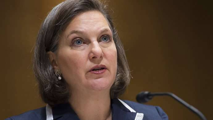 Ukrainian deputies confirmed the information that Victoria Nuland demanded that Kiev recognize the special status of Donbass and an amnesty for representatives of the DPR and the LPR.