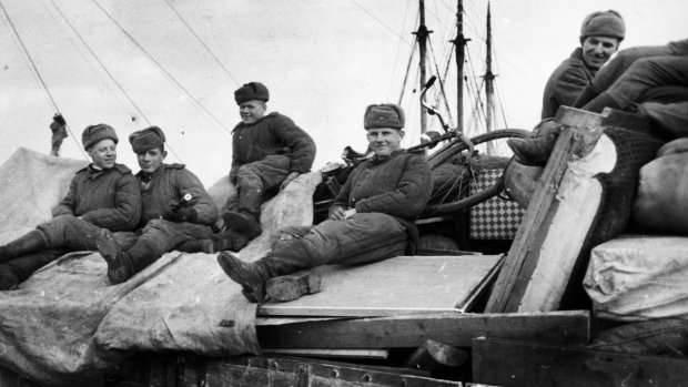 Sowjetische Truppen in Dänemark