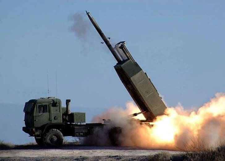 The Pentagon confirmed the delivery of the MLRS to Iraq and Turkey to fight ISIS