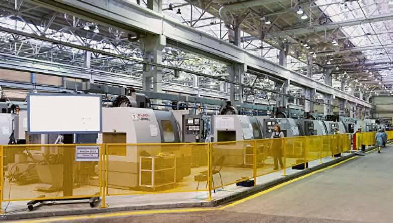 Kalachnikov a lancé la production d'armes modernisées à Izhevsk