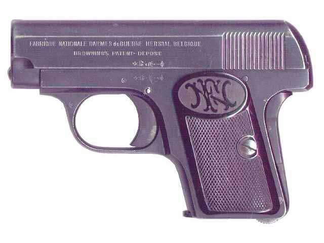 वर्ष का मुख्य प्रकार बंदूक गन 1906