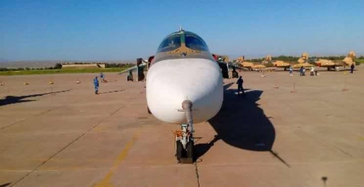 Medien: Syrische Luftwaffe hat Su-24-Bomber aus dem Iran geholt