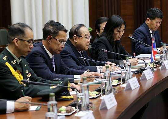 Thailand bat Russland, in das Zentrum für die Reparatur und Wartung von Flugzeugen zu investieren
