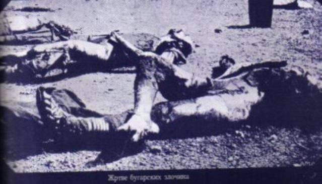 ブルガリア軍の犠牲者