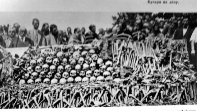 セルビア人の遺体がSurdulitsaで殺された