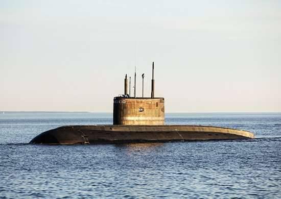 REN TV宣布俄罗斯和波兰潜艇在波罗的海发生碰撞