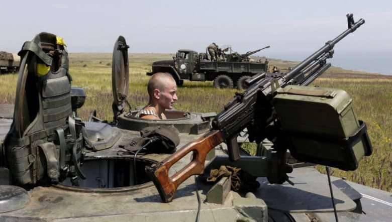 Churkin: les forces armées ukrainiennes augmentent leur présence dans le Donbass