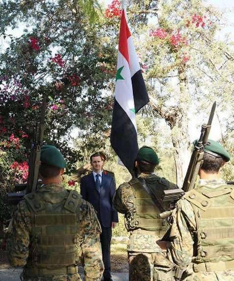 在俄罗斯航空航天部队的支持下,叙利亚军队试图控制阿勒颇的道路
