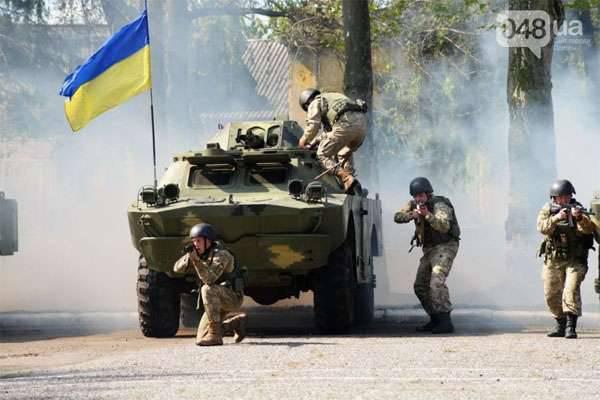 Die SGE-Spezialeinheiten werden in Odessa eingeführt, und die nationale Polizei wird für die Zeit bis zum Mai in ein verstärktes Dienstregime versetzt.