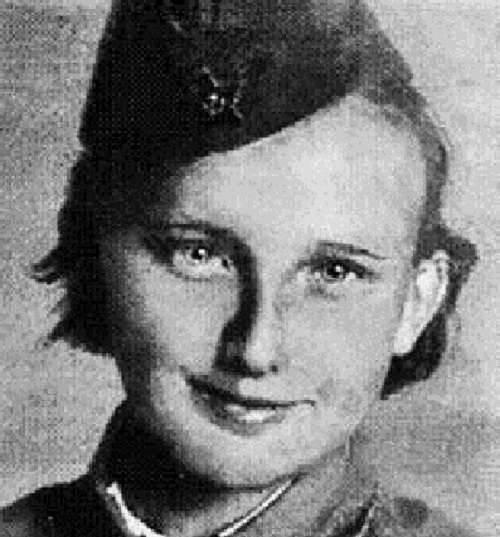 Lucy Radyno, uma jovem defensora de Stalingrado: ela contou tanques para batatas ...