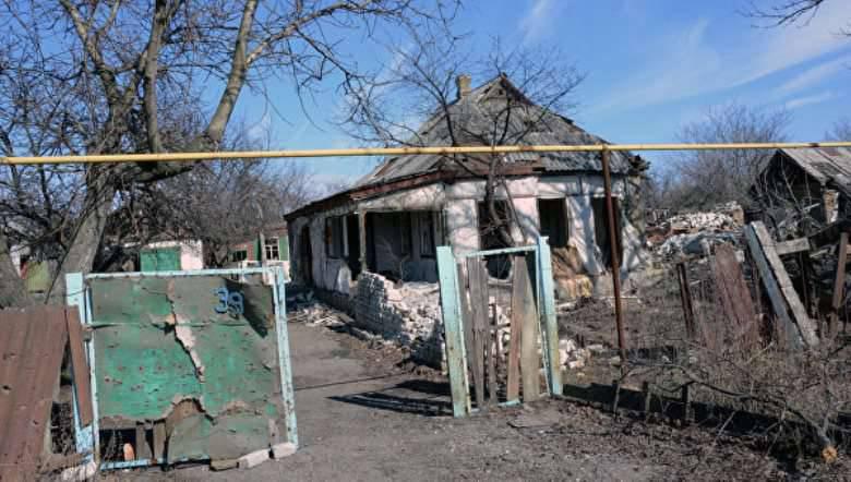 Medien über die Situation im Donbass