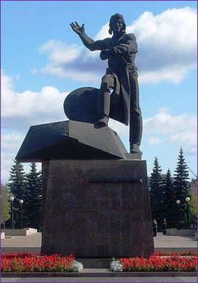 Los residentes de Chelyabinsk tienen otro día festivo: el Día de los Héroes de Tankograd