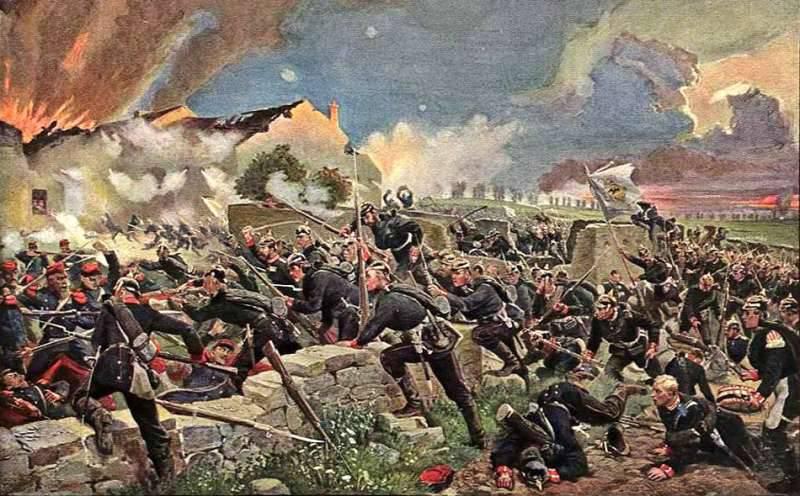 Битва при Коломбей — Нуйльи