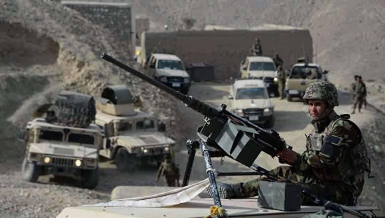 अफगान सुरक्षा बलों ने 80 चरमपंथियों के विनाश का दावा किया है