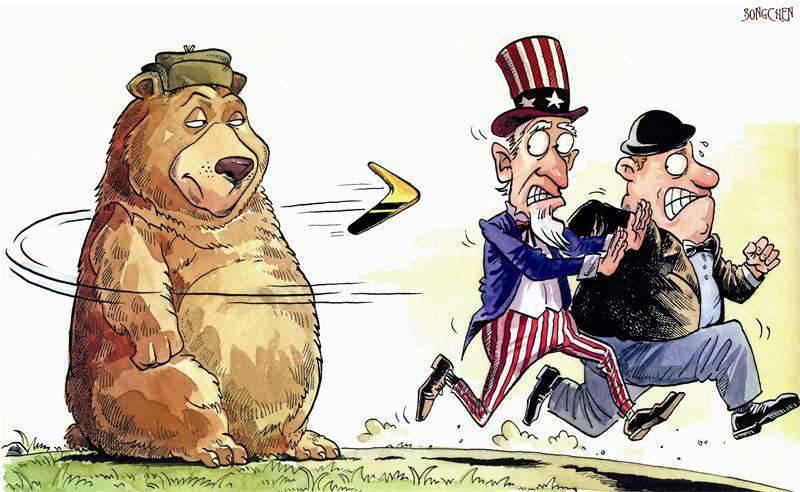 자제하자 - 제재가 실패했다 (외교 정책, 미국)