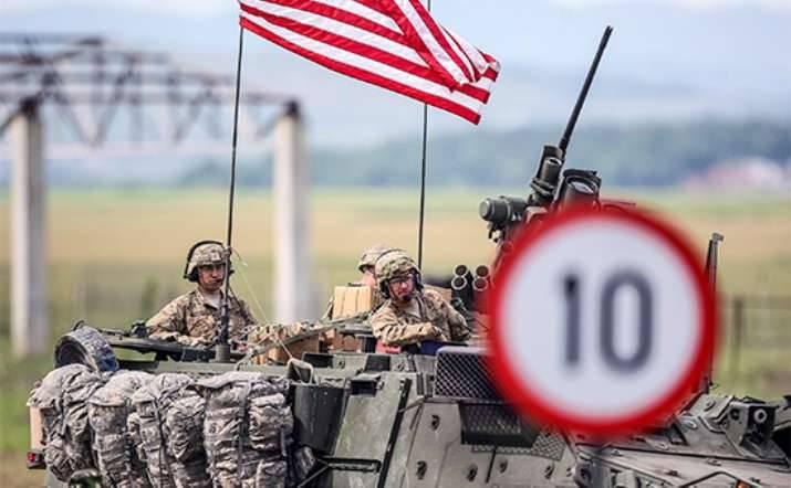 モルダビアの社会主義者たちはアメリカの軍事装備を国外に留めようとした