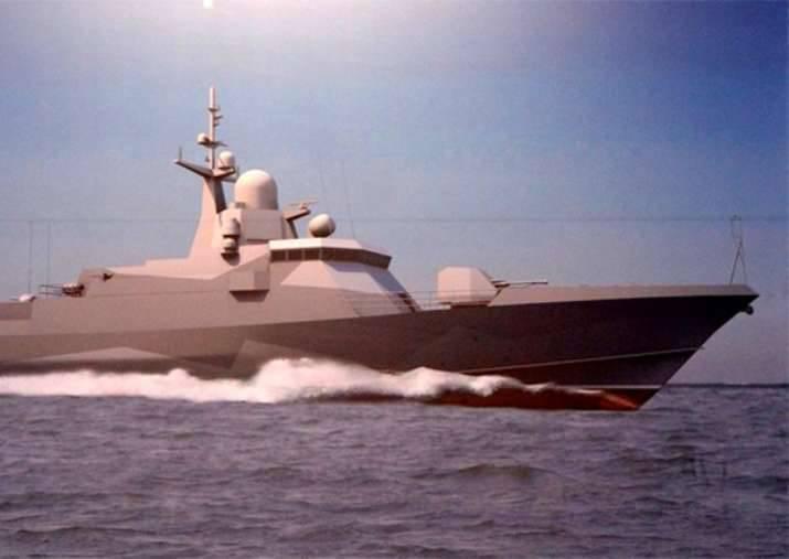 新世代ロケットボートがフェオドシアに建設される