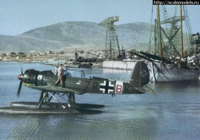 アラドAr-196。 Kriegsmarineの目