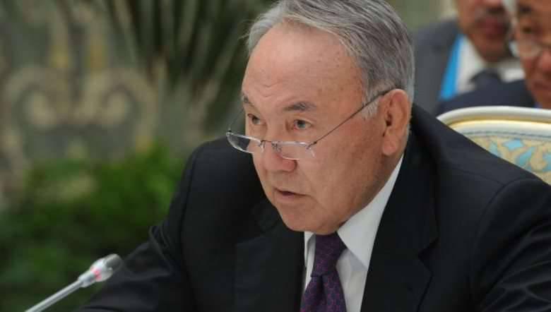 """Nasarbajew: """"Ukrainisches Szenario"""" in Kasachstan wird nicht passieren"""